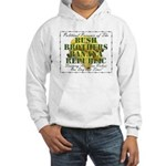 POLITICAL PRISONER Hooded Sweatshirt