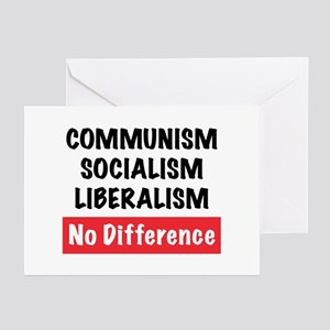 No Difference Greeting Cards (Pk of 10)