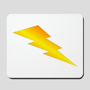 Lightning Bolt Gear Mousepad