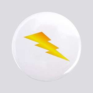 "Lightning Bolt Gear 3.5"" Button"