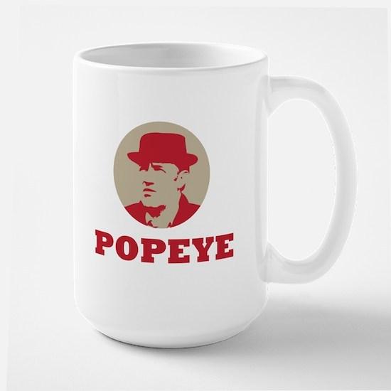 POPEYE DOYLE Large Mug