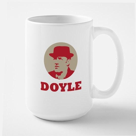 DOYLE Large Mug