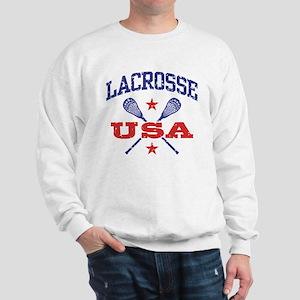 Lacrosse USA Sweatshirt