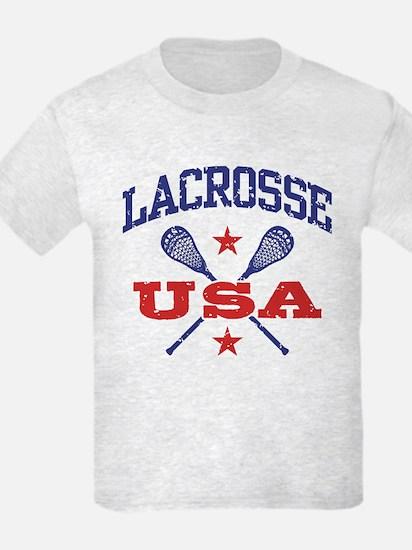 Lacrosse USA T-Shirt