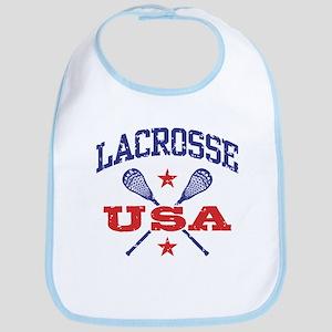 Lacrosse USA Bib
