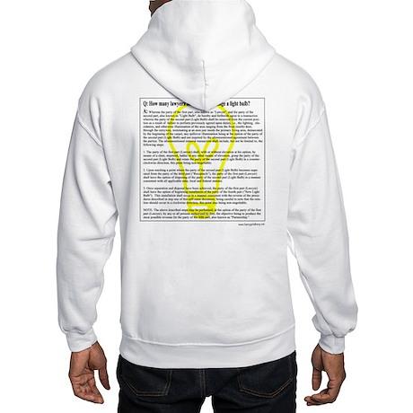 How Many Lawyers 2 Hooded Sweatshirt