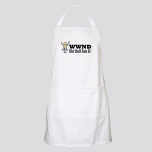 What Would Nixon Do BBQ Apron