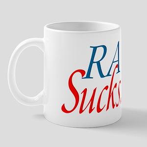 RA Sucks! Mug
