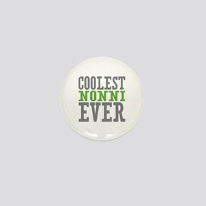 Coolest Nonni Mini Button