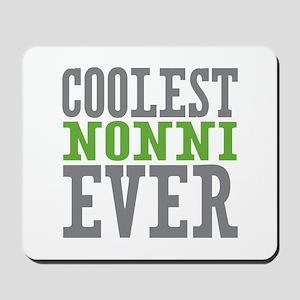 Coolest Nonni Mousepad