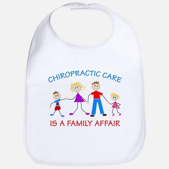 Chiro Family Affair Bib