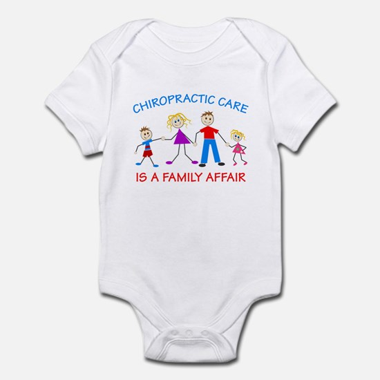 Chiro Family Affair Infant Bodysuit