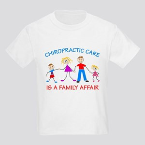 Chiro Family Affair Kids Light T-Shirt