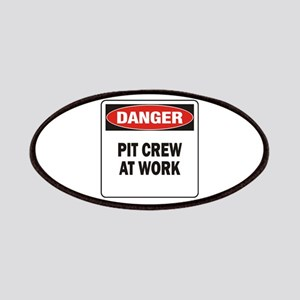 Pit Crew Patches