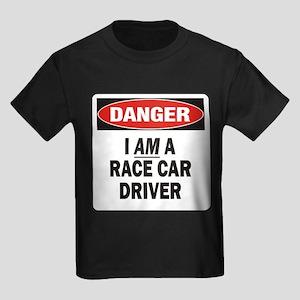 Race Driver Kids Dark T-Shirt