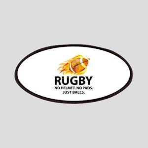 Rugby Just Balls Patches