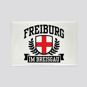 Freiburg Im Breisgau Rectangle Magnet