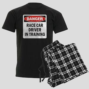 Race Driver Men's Dark Pajamas