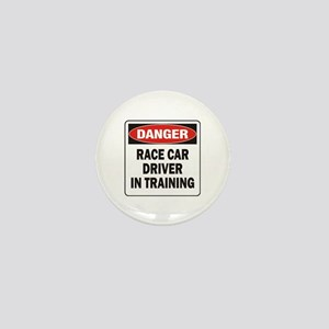 Race Driver Mini Button