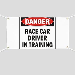 Race Driver Banner