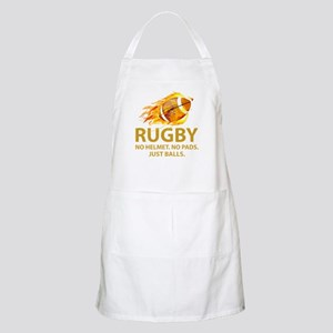 Rugby Just Balls Apron