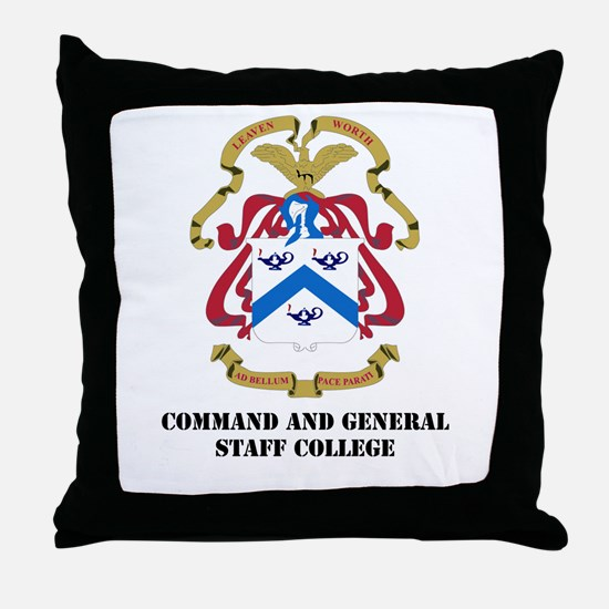 DUI - Command and General Staff College with Text