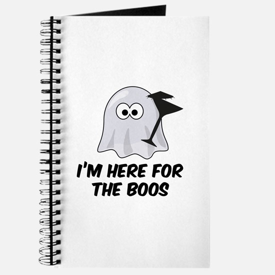 I'm here for the BOOS Journal