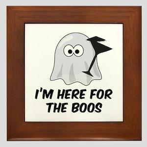 I'm here for the BOOS Framed Tile
