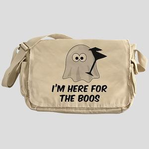 I'm here for the BOOS Messenger Bag