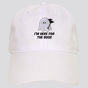 I'm here for the BOOS Cap