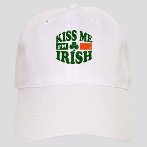 3e750ff0314 Kiss Me Im Irish Hats - CafePress