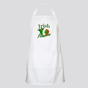 Irish Princess St Patricks Day Apron
