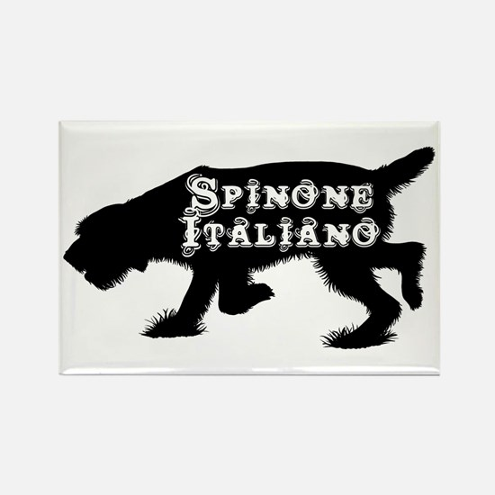 Spinone Rectangle Magnet