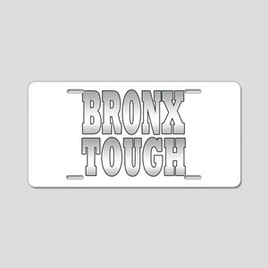 The Bronx Aluminum License Plate