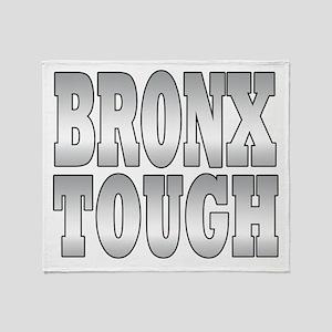 The Bronx Throw Blanket