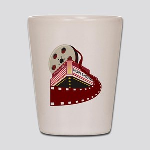theater cinema film Shot Glass