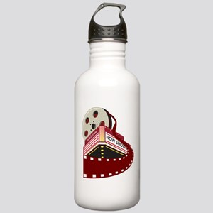 theater cinema film Stainless Water Bottle 1.0L