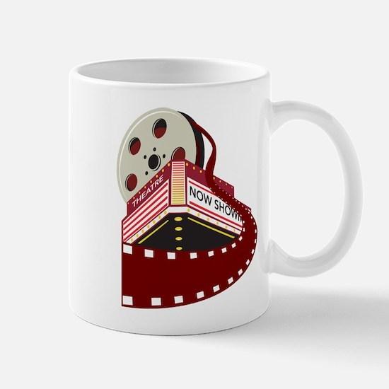theater cinema film Mug