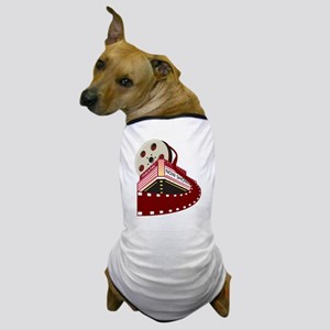 theater cinema film Dog T-Shirt