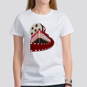 theater cinema film Women's T-Shirt