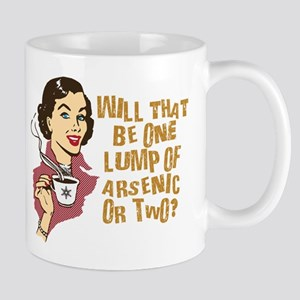 Funny Retro Coffee Humor Mug