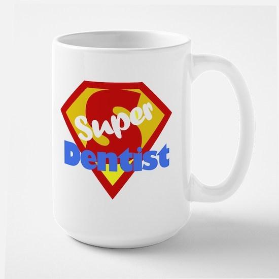 Funny Dentist Dental Humor Large Mug