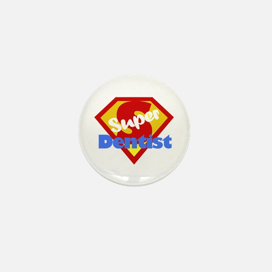Funny Dentist Dental Humor Mini Button