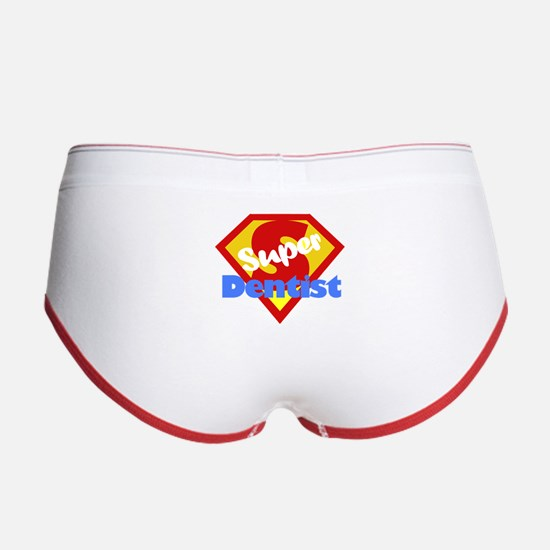 Funny Dentist Dental Humor Women's Boy Brief