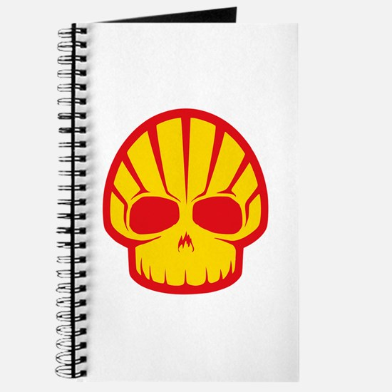 Shell Skull Journal