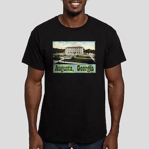 Augusta, Georgia Men's Fitted T-Shirt (dark)