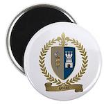 POITIER Family Crest Magnet