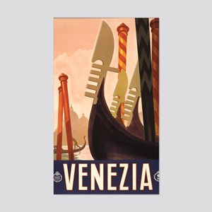 Venezia Italia Sticker (Rectangle)