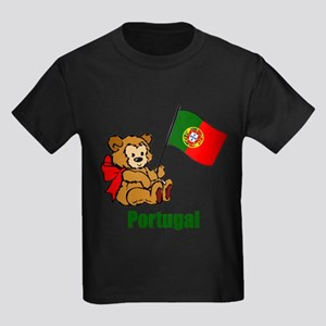 Portugal Teddy Bear T-Shirt
