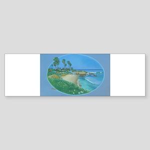 Floating Cove Sticker (Bumper)